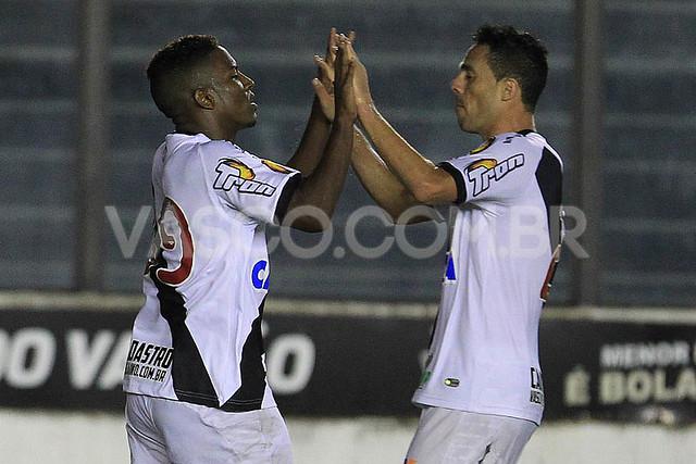 Vasco x Oeste - Campeonato Brasileiro B 2014