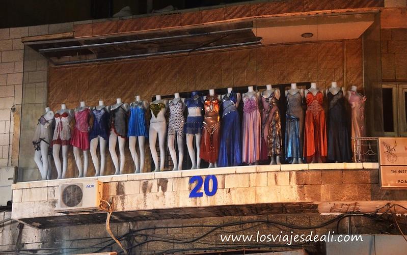 Girls en las alturas (Amman)