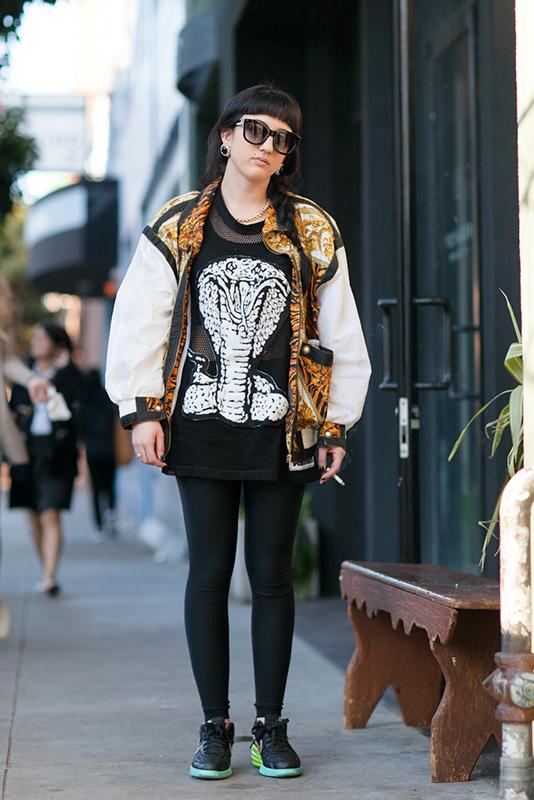 katelynn Valencia Street, Quick Shots, San Francisco, street fashion, street style, women