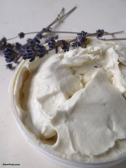 DIY Whipped Shea Body Butter Recipe