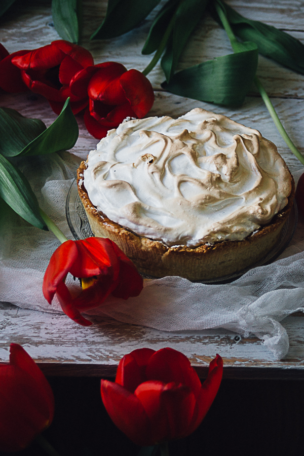 Apple Meringue Pie