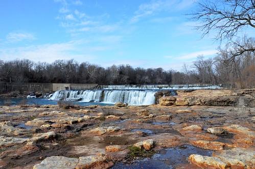water creek waterfall missouri ozarks shoalcreek grandfalls 2015 joplinmissouri joplinmo