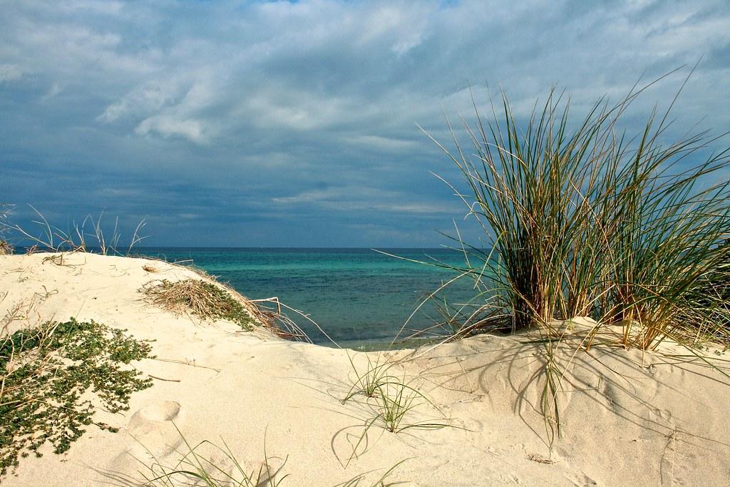 sand dunes Ostuni-Puglia