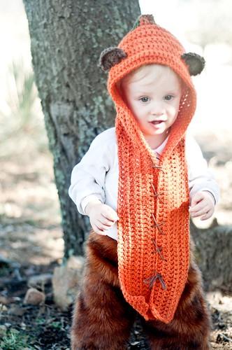 Yub Nub Toddler Scoodie