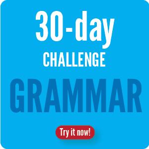 30 day Trial Grammar