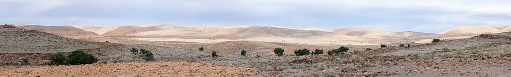 Trek sans guide au Maroc - 5 jours dans l'anti-Atlas - De la roche à perte de vue