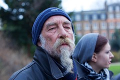 Ewan McColl 100th Anniversary Celebration - Russell Square, London