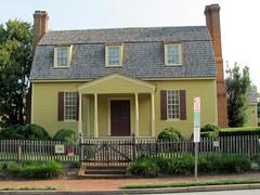 Joel Lane House, c 1770, Raleigh