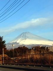 Mt.Fuji 富士山 2/3/2015
