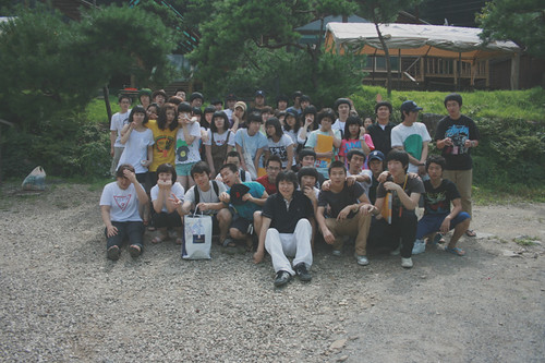 080804모던캠프 단체사진