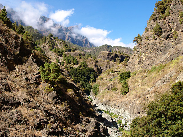 Scenery, La Palma