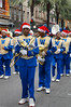 Marching Band in Blue