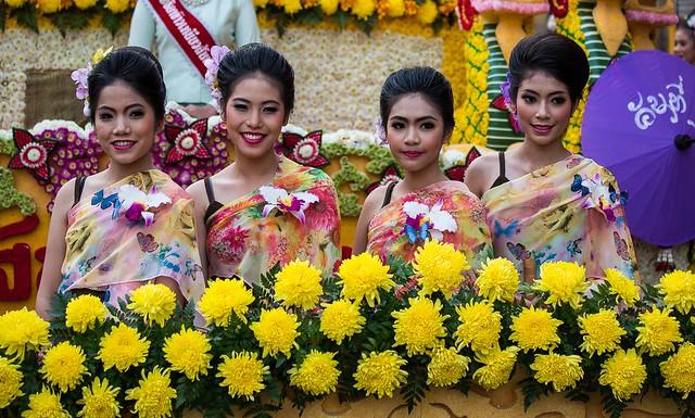 Flower Festival Parade 2015-4