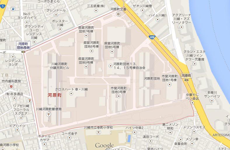 神奈川県川崎市幸区河原町_-_Google_マップ