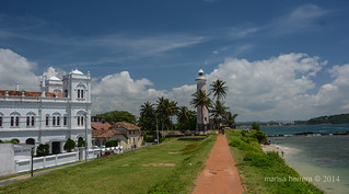 Sri Lanka. Galle. Fort.