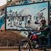 Wall-Art in Lagos Nigeria by Devesh Uba