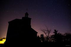 Aillant-Sur-Tholon, la chapelle Sainte-Anne sous les étoiles (3) - Photo of Aillant-sur-Tholon
