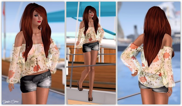 181 - Sailing outfit (feat. Asteria Creations)