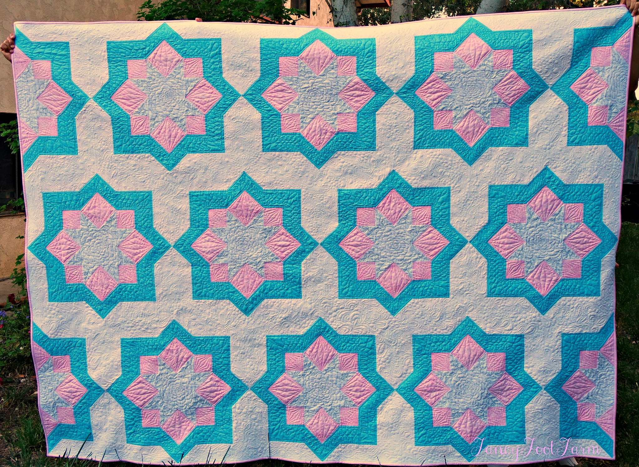 Avery's quilt 1