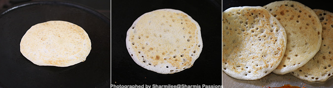 How to make Podi Uthappam Recipe - Step2
