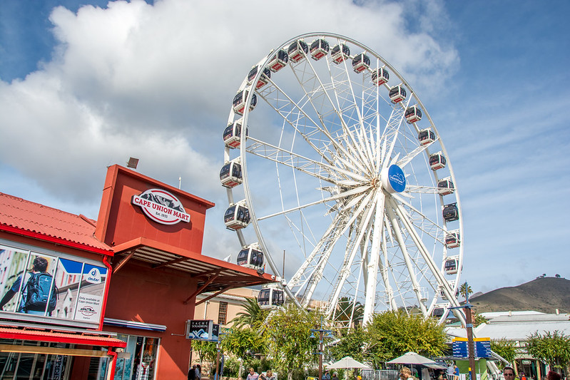 Waterfront Wheel