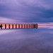 Dusk at the Jetty by Garry - www.visionandimagination.com