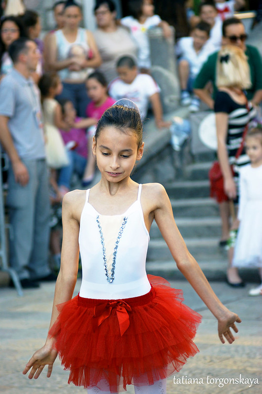 """Выступление """"Ballet N"""""""