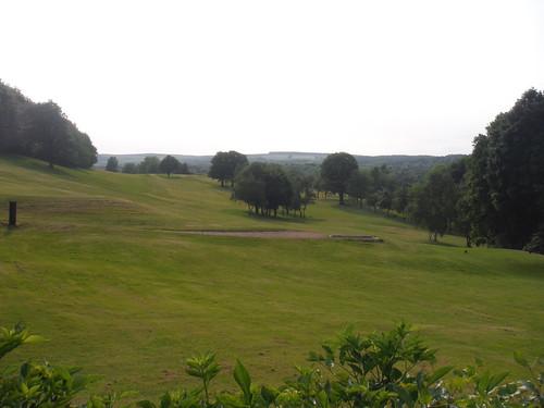 Golf Course near Beauchief Abbey
