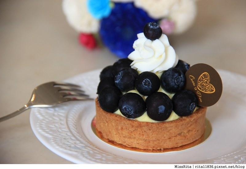 金心盈福 Cuore D'oro法義甜點 台中法式甜點 台中甜點 台中下午茶 台中推薦甜點 義式冰淇淋10