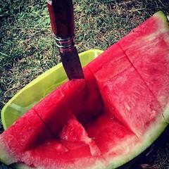 Ah. Ma allora è estate per davvero! (Il #pranzo del #bhiker)