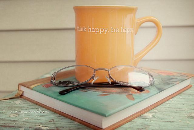 A Cuppa Orange
