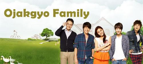 siri korea Ojakgyo Family 1