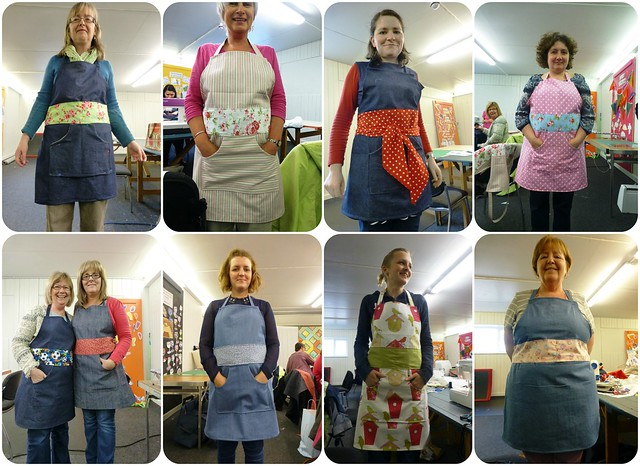 Apron Workshop May13