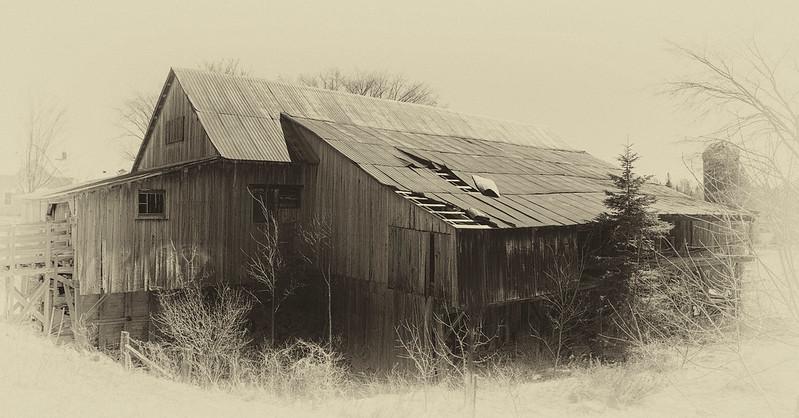 Balaclava Ontario - Ghost Town