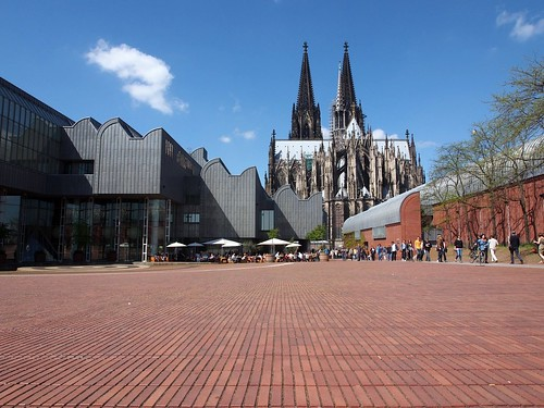 That famous Cathedral, from behind