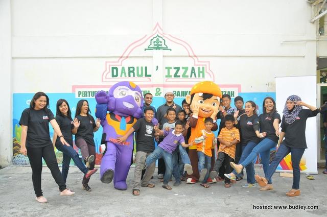 Program amal KJH Putrajaya pada 23 Mei 2013