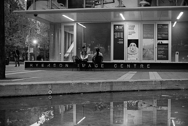 Ryerson Imaging Centre, Nikon FM2n