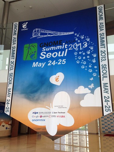 GNOME Asia Summit