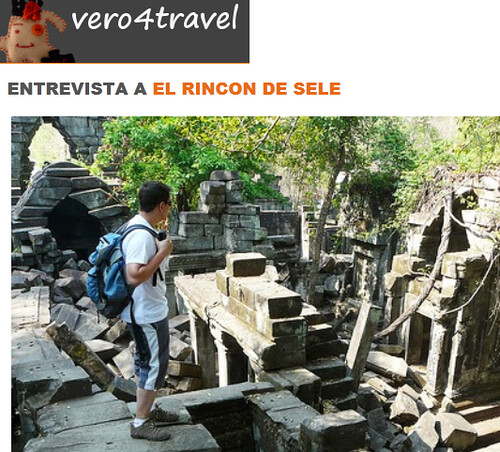 Entrevista en Vero4travel