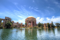 IMG_0143_145 Palace of Fine Arts HDR