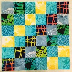 Honeycomb 2 Block - Emily
