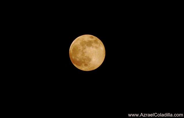 Super Moon June 23, 2013 Calatagan, Batangas, Philippines- photos by Azrael Coladilla