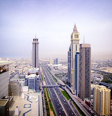 View over Dubai II