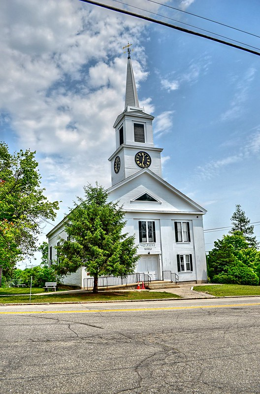 Chester Congregational Church - Chester, NH