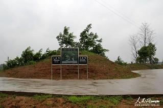 【组图】探访韩国境内中国人民志愿军墓地