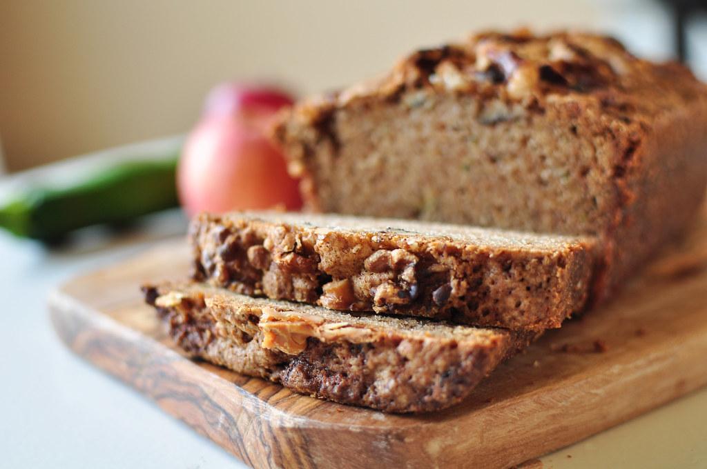 Apple Zucchini Bread 4