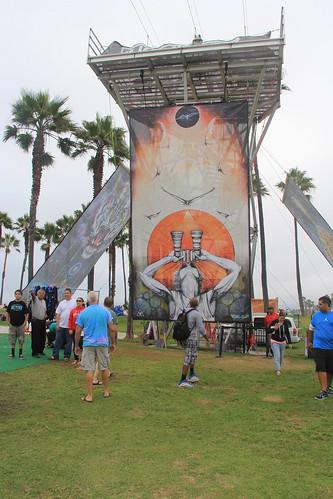Venice Beach Zipline