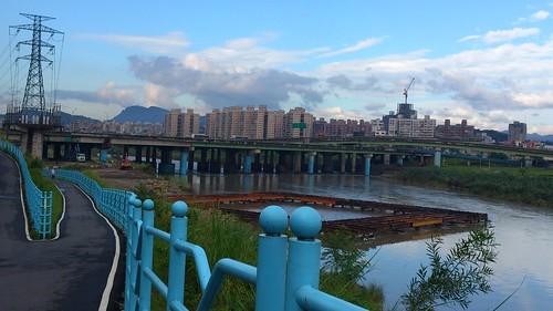 福和橋的自行車道