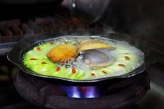 全台灣最大的馬蹄蛤 The Biggest Clam in Taiwan