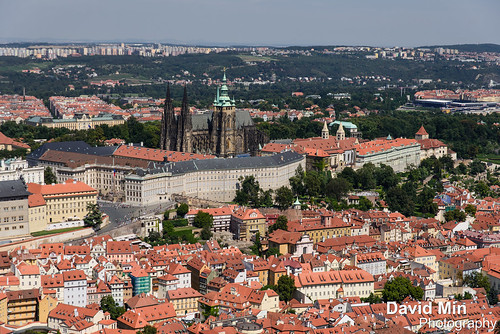 Prague, Czech Republic - Prague Castle by GlobeTrotter 2000